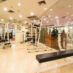 Отель Buddy Boutique Inn фитнесс-зал фото 2
