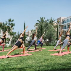 Апарт-Отель Elysia Park Luxury Holiday Residences фитнесс-зал фото 2