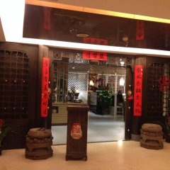 Отель SKYTEL Сиань интерьер отеля фото 2