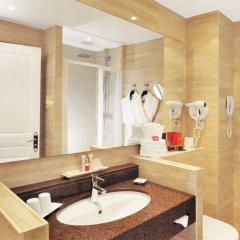 Отель Le Littre Франция, Париж - отзывы, цены и фото номеров - забронировать отель Le Littre онлайн ванная фото 2