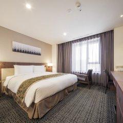 Отель Tmark Grand hotel Myeongdong Южная Корея, Сеул - отзывы, цены и фото номеров - забронировать отель Tmark Grand hotel Myeongdong онлайн комната для гостей фото 3