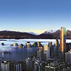 Отель Shangri-La Hotel Vancouver Канада, Ванкувер - отзывы, цены и фото номеров - забронировать отель Shangri-La Hotel Vancouver онлайн приотельная территория