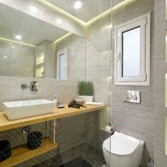 Отель Acropolis Plus Penthouse Греция, Афины - отзывы, цены и фото номеров - забронировать отель Acropolis Plus Penthouse онлайн ванная