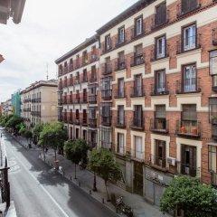 Отель Apartamento Los Ventanales - Plaza Mayor балкон