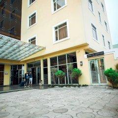 Отель Swiss International Mabisel-Port Harcourt парковка