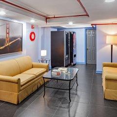 Отель Central Park West Hostel США, Нью-Йорк - 2 отзыва об отеле, цены и фото номеров - забронировать отель Central Park West Hostel онлайн комната для гостей фото 3