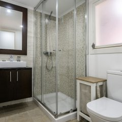 Отель Cozy T.M. Flat in the Heart of Lisbon Лиссабон ванная