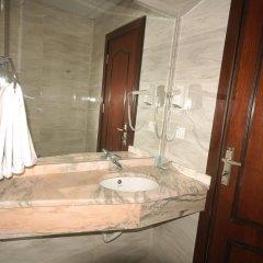 Отель Sharah Mountains Hotel Иордания, Вади-Муса - отзывы, цены и фото номеров - забронировать отель Sharah Mountains Hotel онлайн ванная фото 2