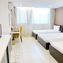 Отель Minh Khang Hotel Вьетнам, Хошимин - отзывы, цены и фото номеров - забронировать отель Minh Khang Hotel онлайн комната для гостей фото 3