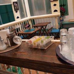 Отель Pension Nuevo Pino питание фото 2