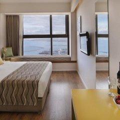 Haifa Bay View Hotel Израиль, Хайфа - 1 отзыв об отеле, цены и фото номеров - забронировать отель Haifa Bay View Hotel онлайн комната для гостей