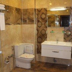 Отель Нью Баку ванная