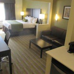 Отель Comfort Suites Hilliard Хиллиард комната для гостей фото 3