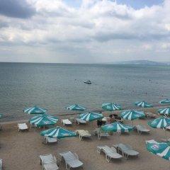 Отель Helios Болгария, Балчик - отзывы, цены и фото номеров - забронировать отель Helios онлайн пляж
