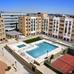 Отель Compostela Suites Испания, Мадрид - - забронировать отель Compostela Suites, цены и фото номеров балкон