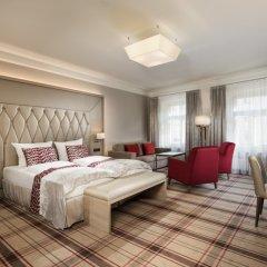 Radisson Blu Badischer Hof Hotel 4* Стандартный номер с различными типами кроватей фото 16