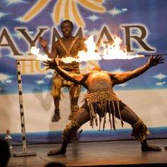 Отель Raymar Hotels - All Inclusive фитнесс-зал