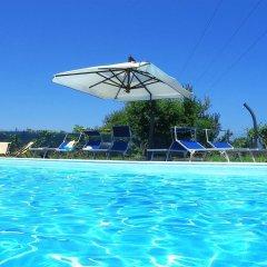 Отель Casale Papa Лорето бассейн фото 3