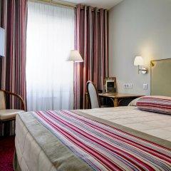 Отель Hôtel Axotel Lyon Perrache Франция, Лион - 3 отзыва об отеле, цены и фото номеров - забронировать отель Hôtel Axotel Lyon Perrache онлайн комната для гостей фото 2