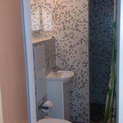 Отель Pension Fürst Borwin Германия, Росток - отзывы, цены и фото номеров - забронировать отель Pension Fürst Borwin онлайн ванная фото 2