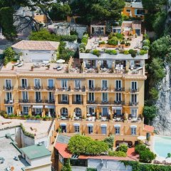 Отель Hôtel La Pérouse Франция, Ницца - 2 отзыва об отеле, цены и фото номеров - забронировать отель Hôtel La Pérouse онлайн фото 2