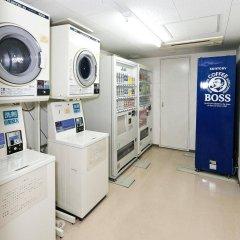 Отель Sotetsu Fresa Inn Nihombashi-Kayabacho банкомат