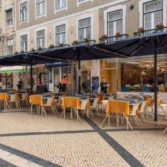 Отель Be Poet Baixa Hotel Португалия, Лиссабон - отзывы, цены и фото номеров - забронировать отель Be Poet Baixa Hotel онлайн бассейн
