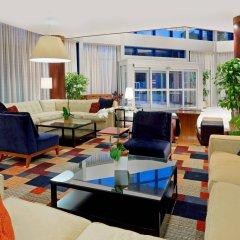 Отель Four Points by Sheraton Long Island City интерьер отеля