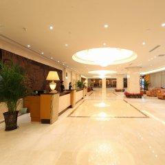Отель Aurum International Hotel Xi'an Китай, Сиань - отзывы, цены и фото номеров - забронировать отель Aurum International Hotel Xi'an онлайн интерьер отеля фото 2