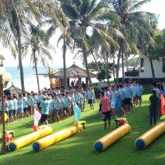 Отель Lotus Muine Resort & Spa Вьетнам, Фантхьет - отзывы, цены и фото номеров - забронировать отель Lotus Muine Resort & Spa онлайн фитнесс-зал фото 4