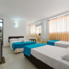 Отель Verde Mar Колумбия, Сан-Андрес - отзывы, цены и фото номеров - забронировать отель Verde Mar онлайн комната для гостей фото 5