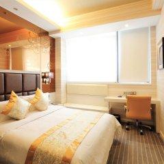 Отель Days Inn Hotspring Xiamen Сямынь комната для гостей