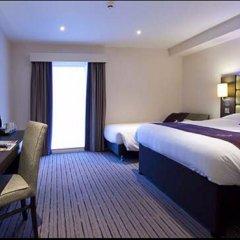 Отель Premier Inn Edinburgh City Centre (York Place) Великобритания, Эдинбург - отзывы, цены и фото номеров - забронировать отель Premier Inn Edinburgh City Centre (York Place) онлайн комната для гостей фото 4