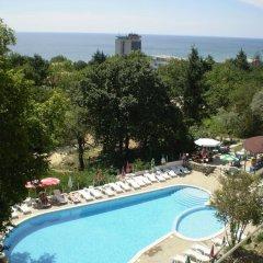 Отель Vezhen Hotel Болгария, Золотые пески - отзывы, цены и фото номеров - забронировать отель Vezhen Hotel онлайн балкон