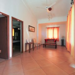 Отель GuestHouser 3 BHK Villa 338d Гоа комната для гостей