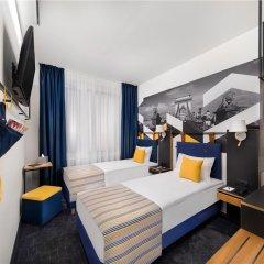 Отель D8 Hotel Венгрия, Будапешт - отзывы, цены и фото номеров - забронировать отель D8 Hotel онлайн комната для гостей фото 3