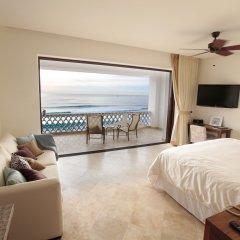 Отель Cabo Surf Hotel & Spa Мексика, Сан-Хосе-дель-Кабо - отзывы, цены и фото номеров - забронировать отель Cabo Surf Hotel & Spa онлайн комната для гостей фото 3