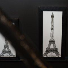 Отель Alpha Tour Eiffel Булонь-Бийанкур сейф в номере