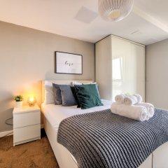 Отель City Riverview Apt Balcony & Parking Великобритания, Глазго - отзывы, цены и фото номеров - забронировать отель City Riverview Apt Balcony & Parking онлайн комната для гостей фото 5
