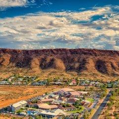 Отель Crowne Plaza Alice Springs Lasseters фото 5