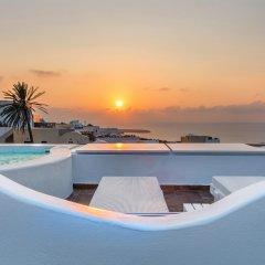 Отель Tramonto Secret Villas Греция, Остров Санторини - отзывы, цены и фото номеров - забронировать отель Tramonto Secret Villas онлайн бассейн