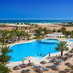 Отель Palais des Iles Тунис, Мидун - отзывы, цены и фото номеров - забронировать отель Palais des Iles онлайн пляж фото 2