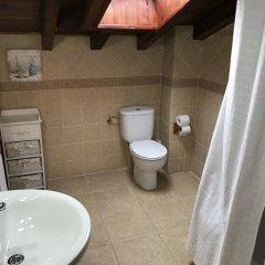 Отель Posada El Ángel de la Guarda ванная