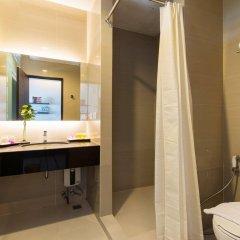 Отель Mida Airport Бангкок ванная