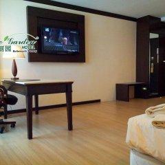 Отель De Garden Hotel, Butterworth Малайзия, Баттерворт - отзывы, цены и фото номеров - забронировать отель De Garden Hotel, Butterworth онлайн удобства в номере