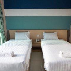 Отель JJ Residence Phuket Town Таиланд, Пхукет - отзывы, цены и фото номеров - забронировать отель JJ Residence Phuket Town онлайн комната для гостей фото 3