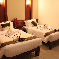 Отель Patong Hemingways балкон