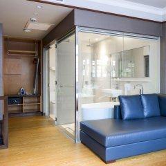 Hotel Bencoolen@Hong Kong Street комната для гостей