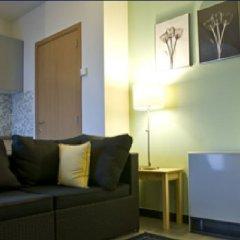 Отель Business Flats Brussels Airport комната для гостей