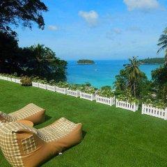 Отель Andaman Cannacia Resort & Spa пляж